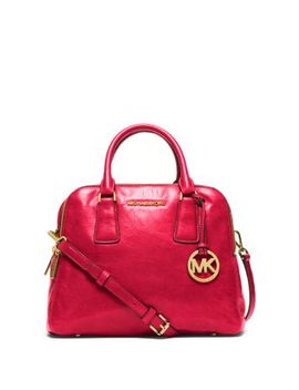 alexis-medium-leather-satchel by michael-kors