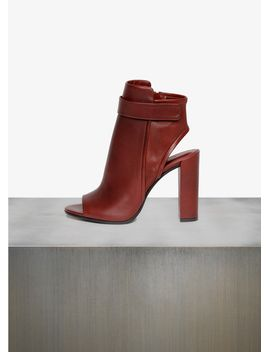 brigham-peep-toe-bootie by vince