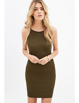 high-neck-bodycon-dress by forever-21