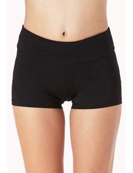 skinny-workout-shorts by forever-21