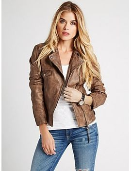 culver-long-sleeve-jacket by guess