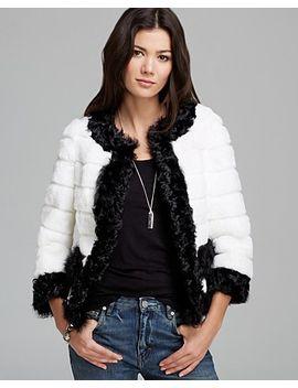 rabbit-coat-with-lamb-trim by maximilian-furs