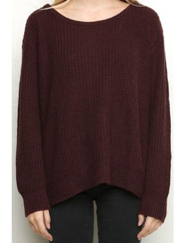 leia-sweater by brandy-melville