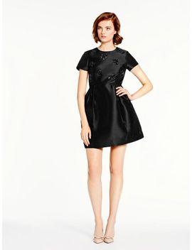 short-sleeve-embellished-dress by kate-spade
