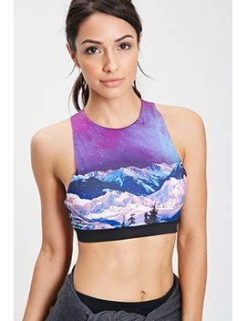 high-impact---northern-lights-sports-bra by forever-21