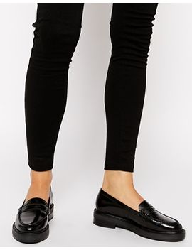 asos-mixer-leather-loafers by asos-collection
