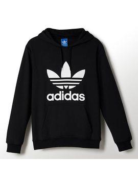 trefoil-hoodie by adidas