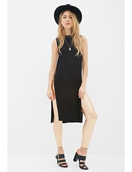 high-slit-midi-dress by forever-21