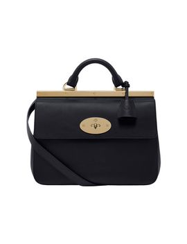 black-classic-calf by mulberry