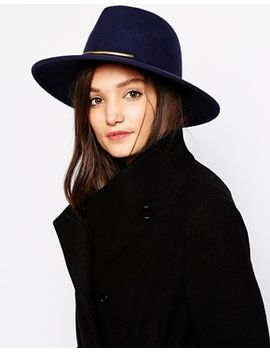 reiss-zelda-trilby-hat by reiss
