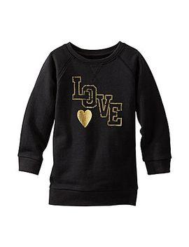 oshkosh-bgosh®-long-sleeve-knit-tunic-–-girls-2t-4t by oshkosh-bgosh