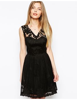 asos-gothic-prom-dress by asos-collection