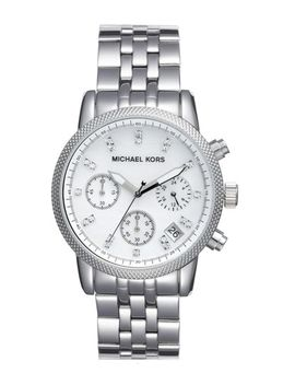 michael-kors-the-ritz-chronograph-bracelet-watch,-36mm by michael-michael-kors