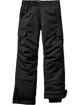 girls-snow-pants by old-navy