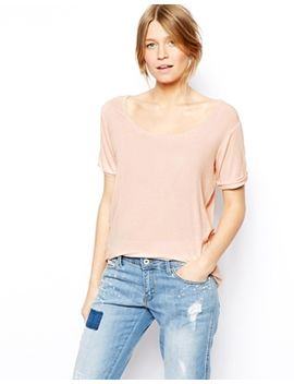 asos-forever-t-shirt-scoop by asos-collection