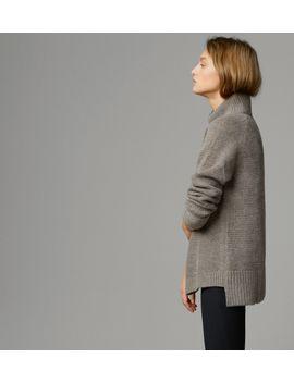 raglan-sleeve-sweater by massimo-dutti