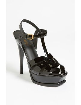 tribute-t-strap-platform-sandal by saint-laurent