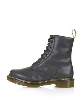 dr-martens-faux-fur-serena-boots by topshop