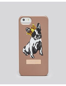 iphone-5_5s-case---cotton-dog-clip by ted-baker