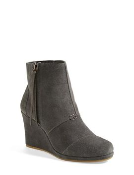 desert-wedge-high-bootie by toms