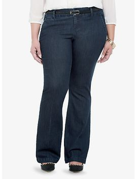 torrid-belted-trouser-jean---dark-rinse-(regular) by torrid