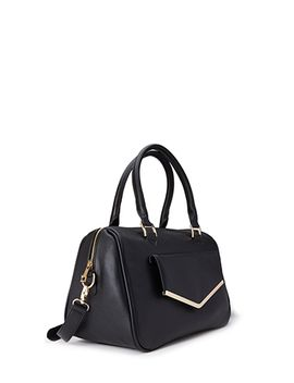 faux-leather-satchel by forever-21