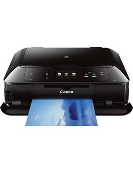pixma-mg7520-wireless-all-in-one-inkjet-printer-(black) by canon