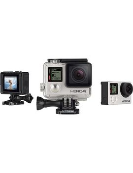 hero4-silver-action-camera by generic
