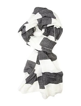 marled-striped-oblong-scarf by forever-21