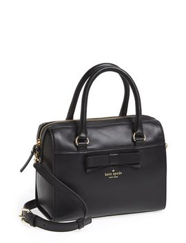 tallow-court---ashton-leather-crossbody-satchel by kate-spade-new-york