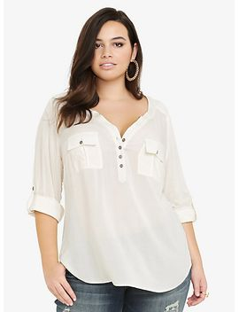 challis-henley-top by torrid