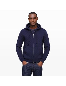 quilted-hoodie by club-monaco