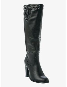 studded-high-heel-boots-(wide-width) by torrid