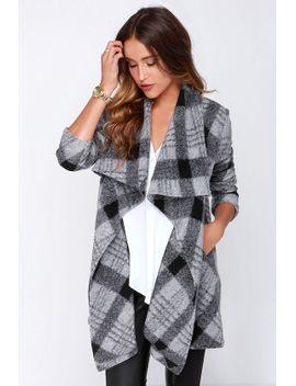 bb-dakota-colton-grey-plaid-coat by bb-dakota