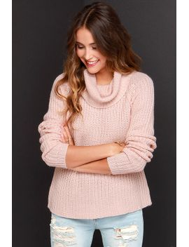 make-it-known-blush-sweater by rd-style