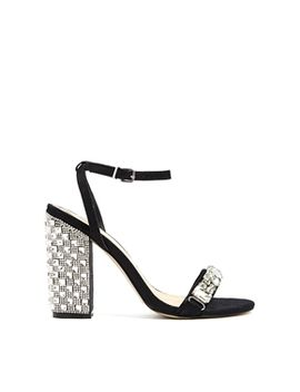 asos-honey-pot-heeled-sandals by asos-collection