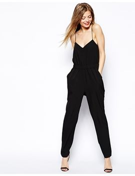 asos-jumpsuit-with-cami-straps by asos-collection
