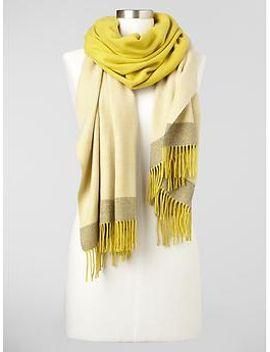 cozy-colorblock-scarf by gap