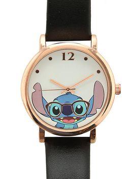 disney-lilo-&-stitch-nerdy-stitch-watch by hot-topic