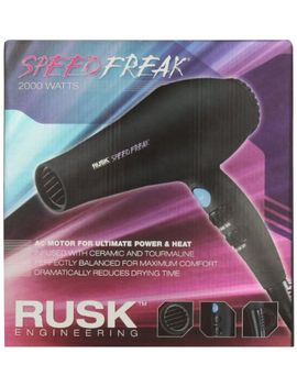 rusk-engineering-speed-freak-professional-2000-watt-dryer by rusk