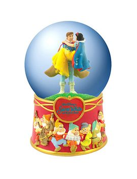 disney-snow-white-music-water-globe by hot-topic