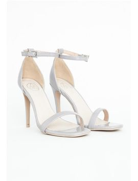 clara-grey-strappy-heeled-sandals by missguided