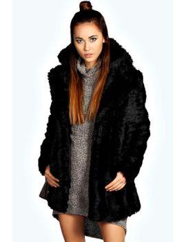 alice-longline-faux-fur-coat by boohoo