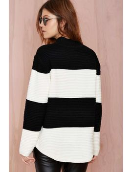 unif-bobbie-striped-sweater by nasty-gal
