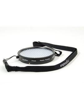 expoimaging-expodisc-77mm-digital-white-balance-filter---neutral by expodisc