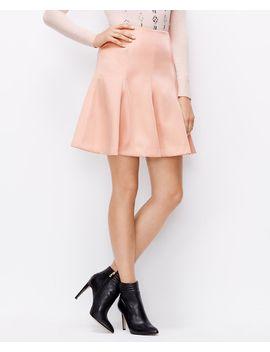 shimmer-flounce-skirt by ann-taylor
