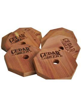 cedar-green-c312-aromatic-cedar-rings,-36-piece by cedar-green