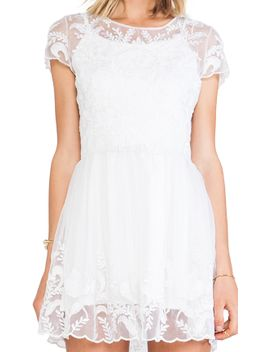 only-the-young-dress by lovers-+-friends