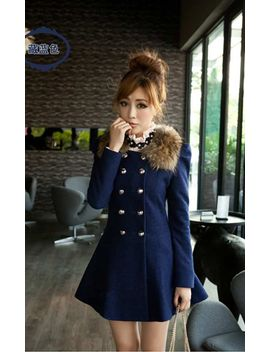 new-fashion-autumn-and-winter-wool-coat-brand-womens-slim-medium-long-blend-wool-collar-double-breasted-coat-outerwear-r908 by ali-express
