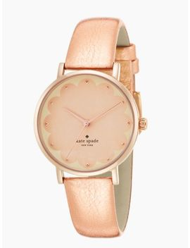 rose-gold-scallop-metro by kate-spade